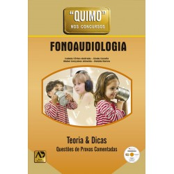 """QUIMO®"" FONOAUDIOLOGIA + DVD-Rom"